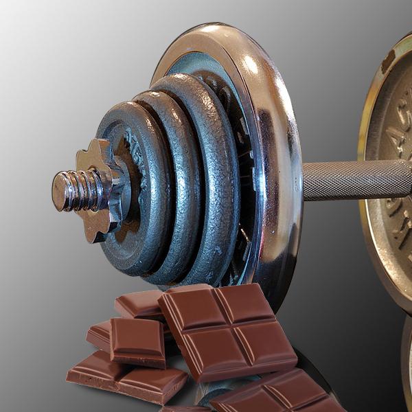 Le Chocolat, un cadeau sportif … mais  à consommer modérément