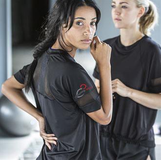 t-shirt - oversize - femme - coaching - sport - france