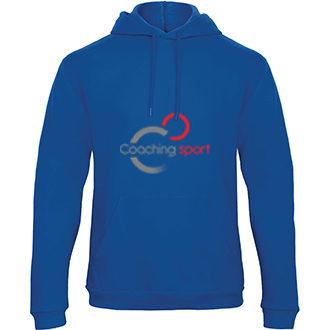 sweatshirt-à-capuche-bleu