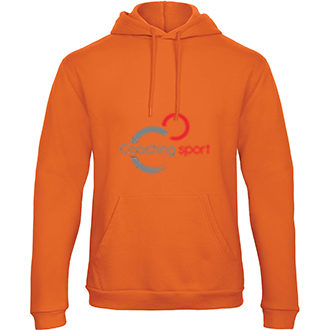sweatshirt-à-capuche-unisexe-orange